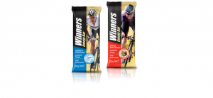 Winners Bars - Cycling Energy Bars Cadels Mountain Mix and Apple Berry Crumble
